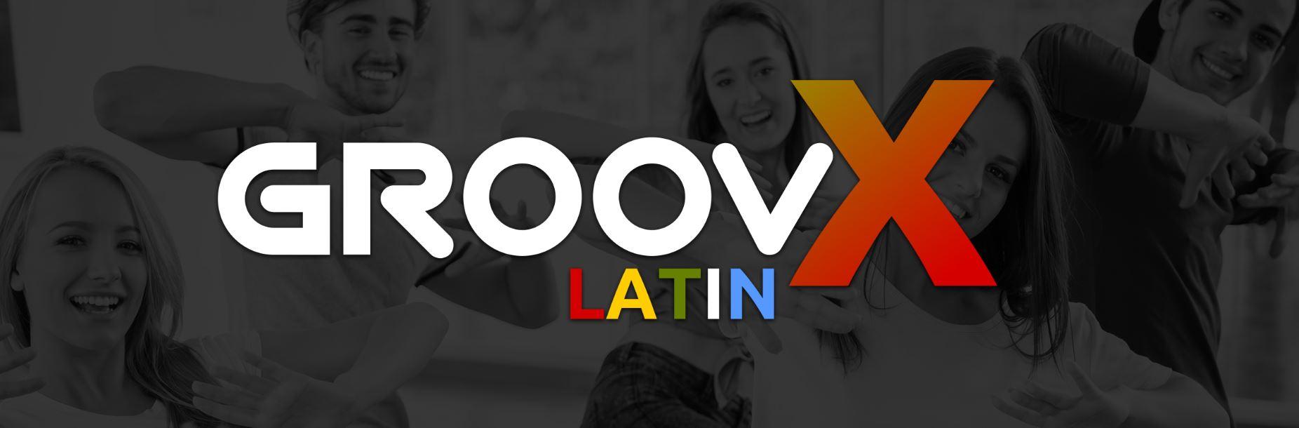 GroovX Latin Logo Web